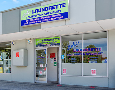 Lakes Laundrette Drycleaners Alterations